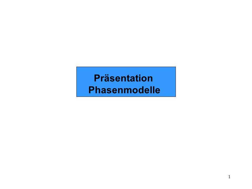 Präsentation Phasenmodelle