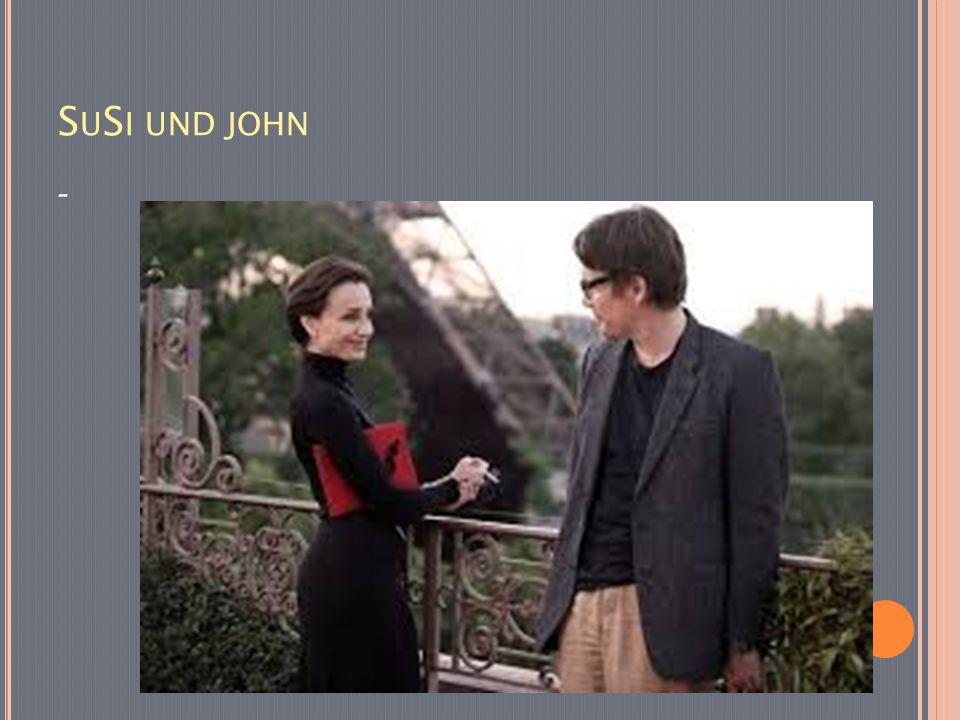 SuSi und john -