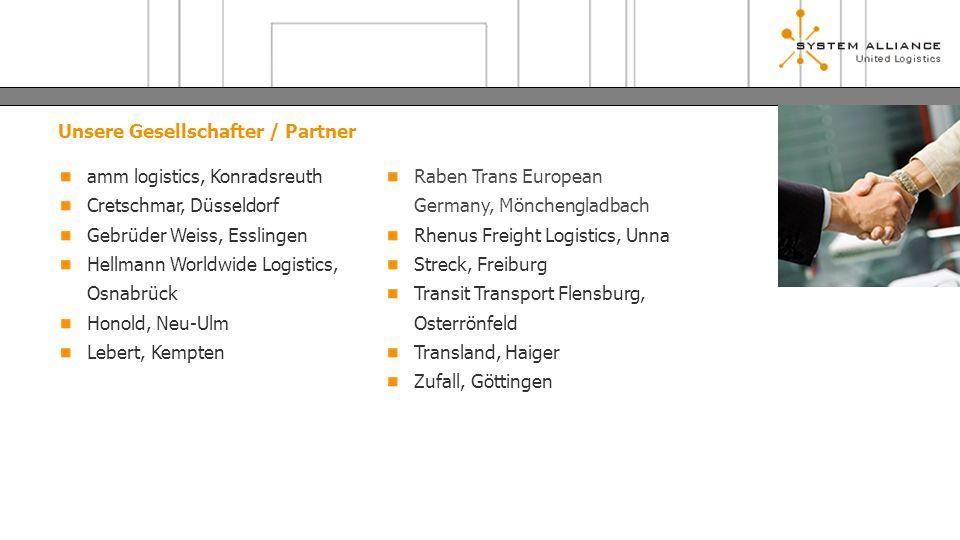 Unsere Gesellschafter / Partner