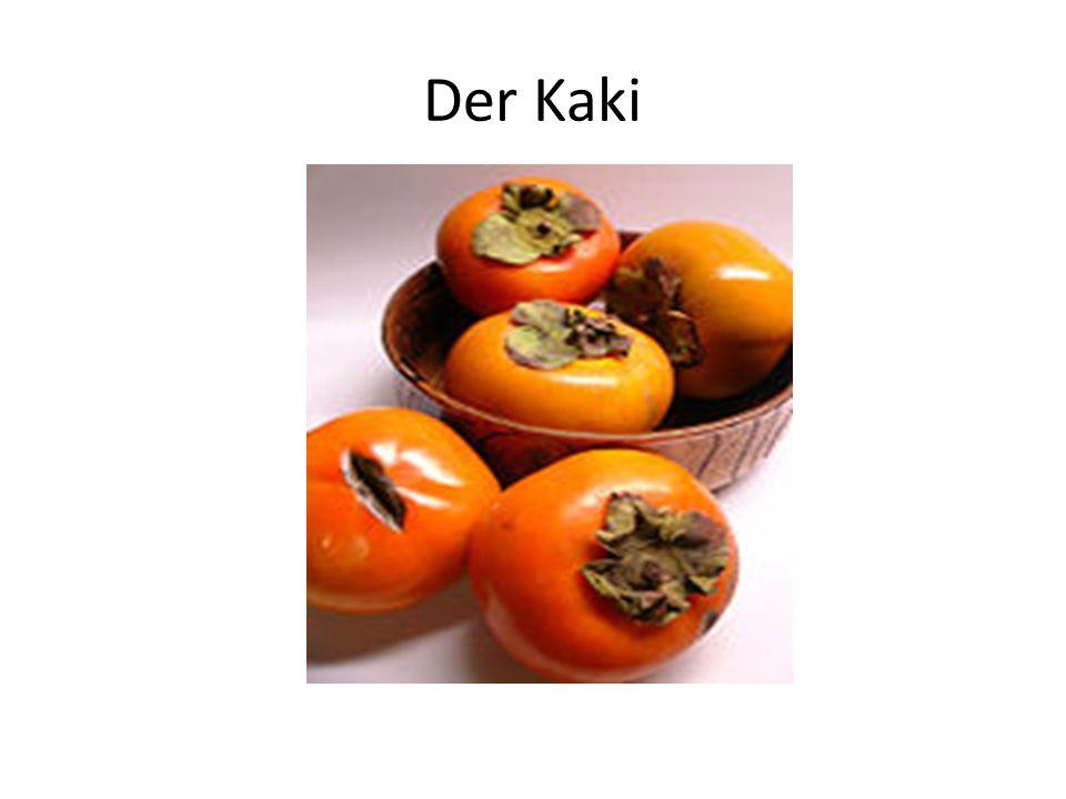 Der Kaki