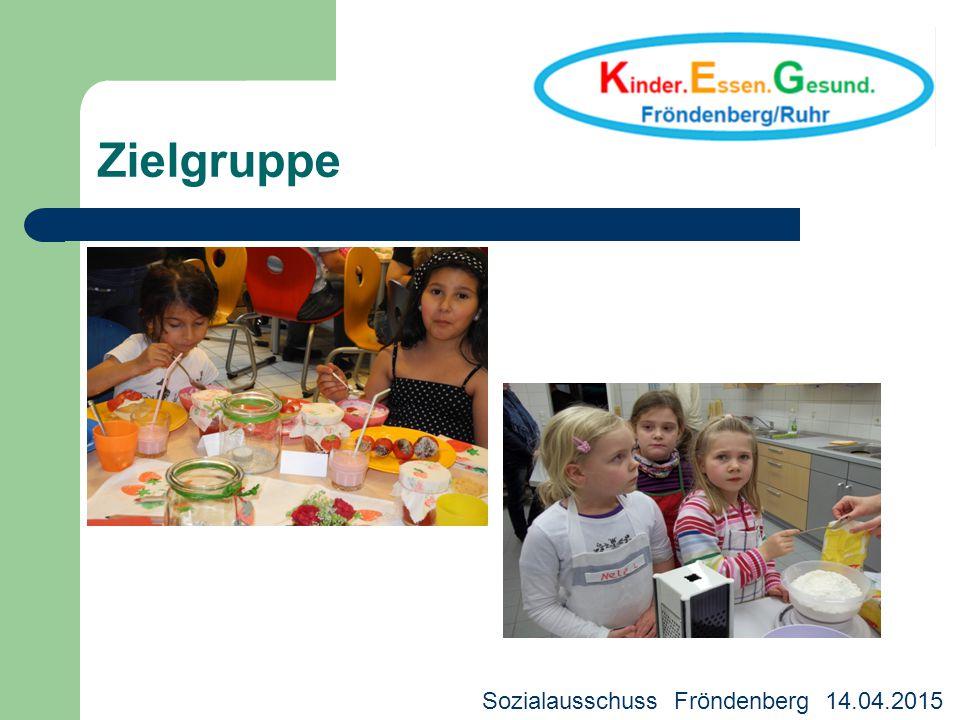 Zielgruppe Kreisjugendhilfeausschuss 18.03.2013