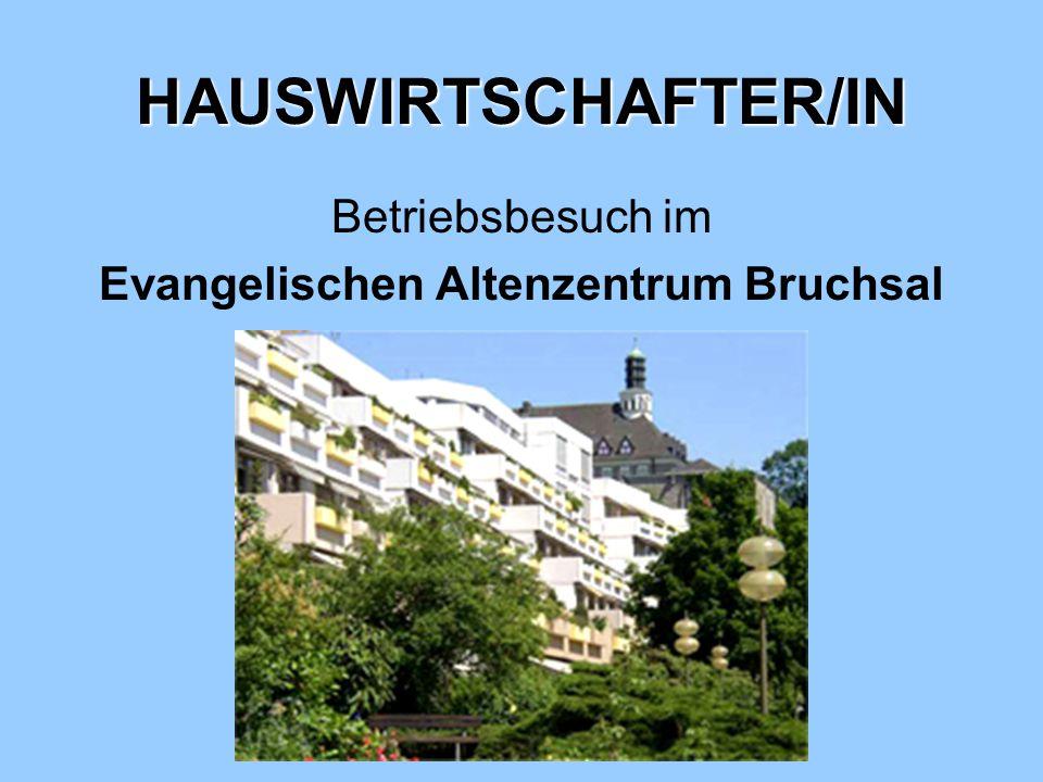 Evangelischen Altenzentrum Bruchsal