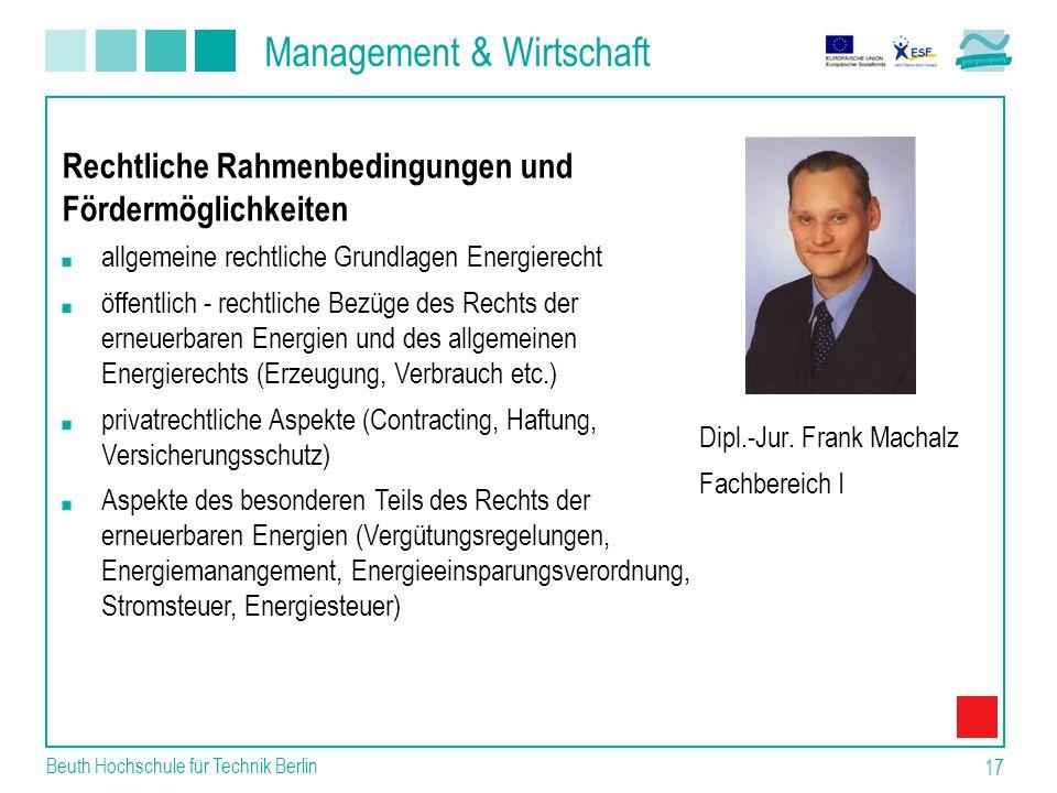 Management & Wirtschaft