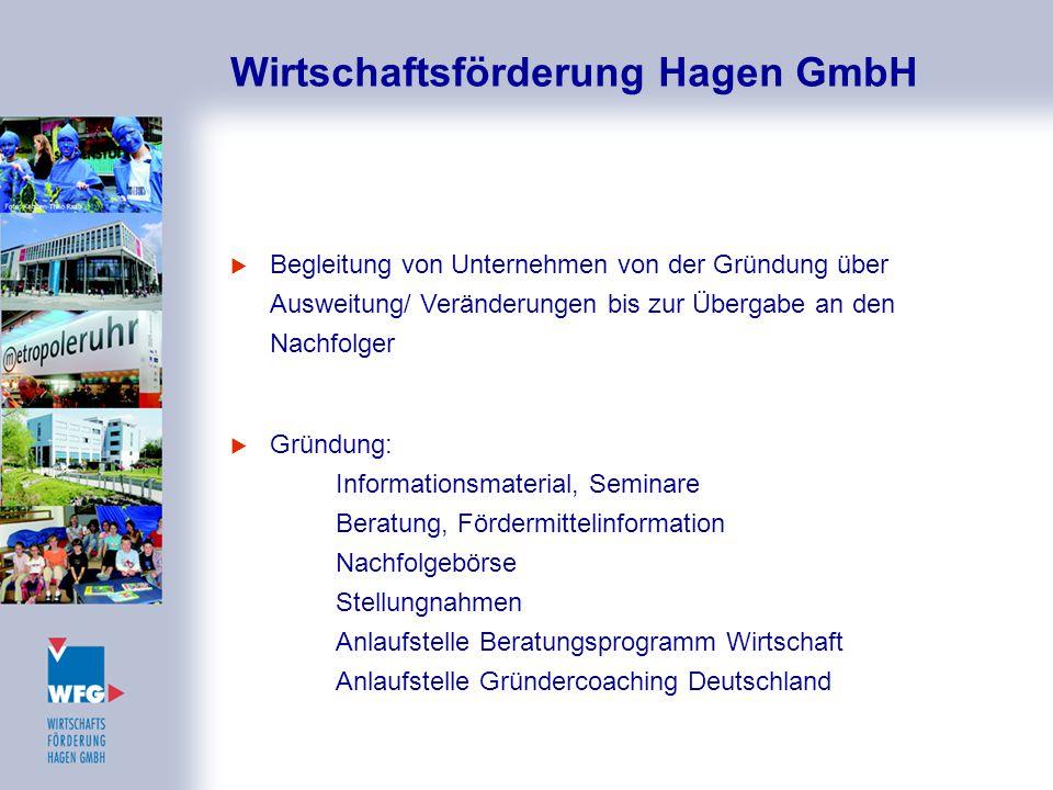Wirtschaftsförderung Hagen GmbH