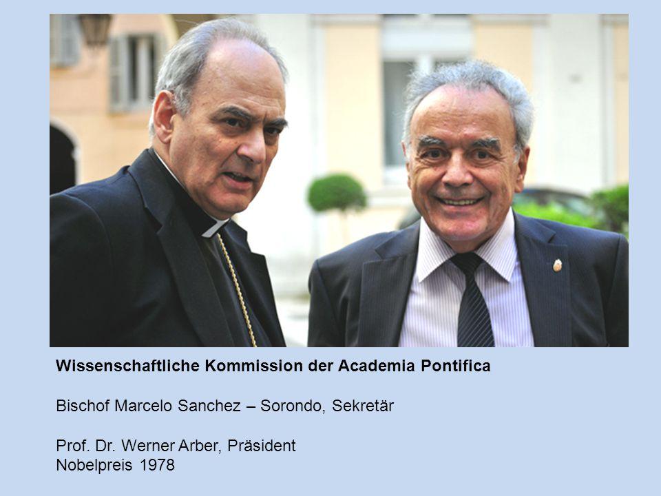 Wissenschaftliche Kommission der Academia Pontifica