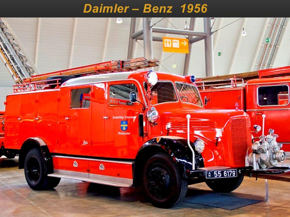 Daimler – Benz 1956