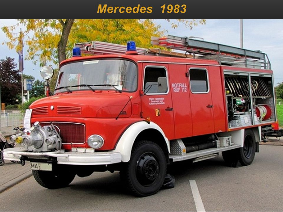 Mercedes 1983
