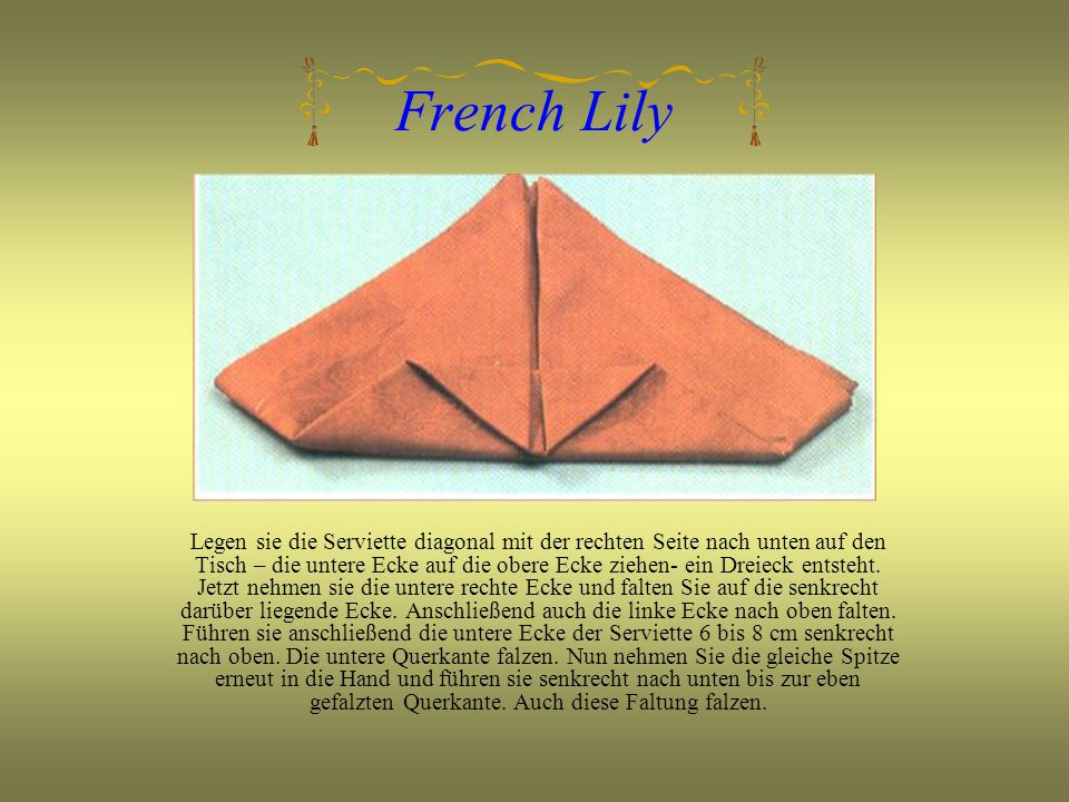 French Lily