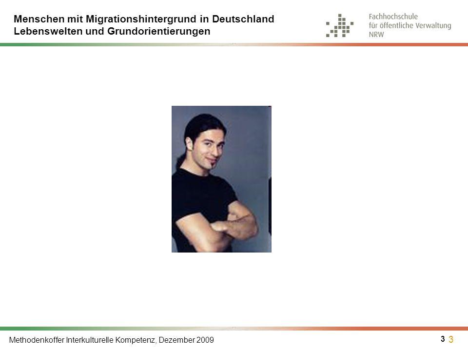 3 Methodenkoffer Interkulturelle Kompetenz, Dezember 2009