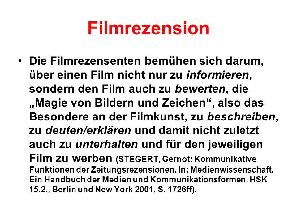 Filmrezension