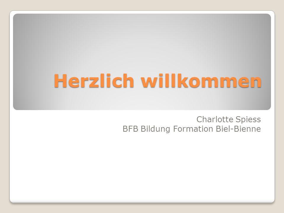 Charlotte Spiess BFB Bildung Formation Biel-Bienne