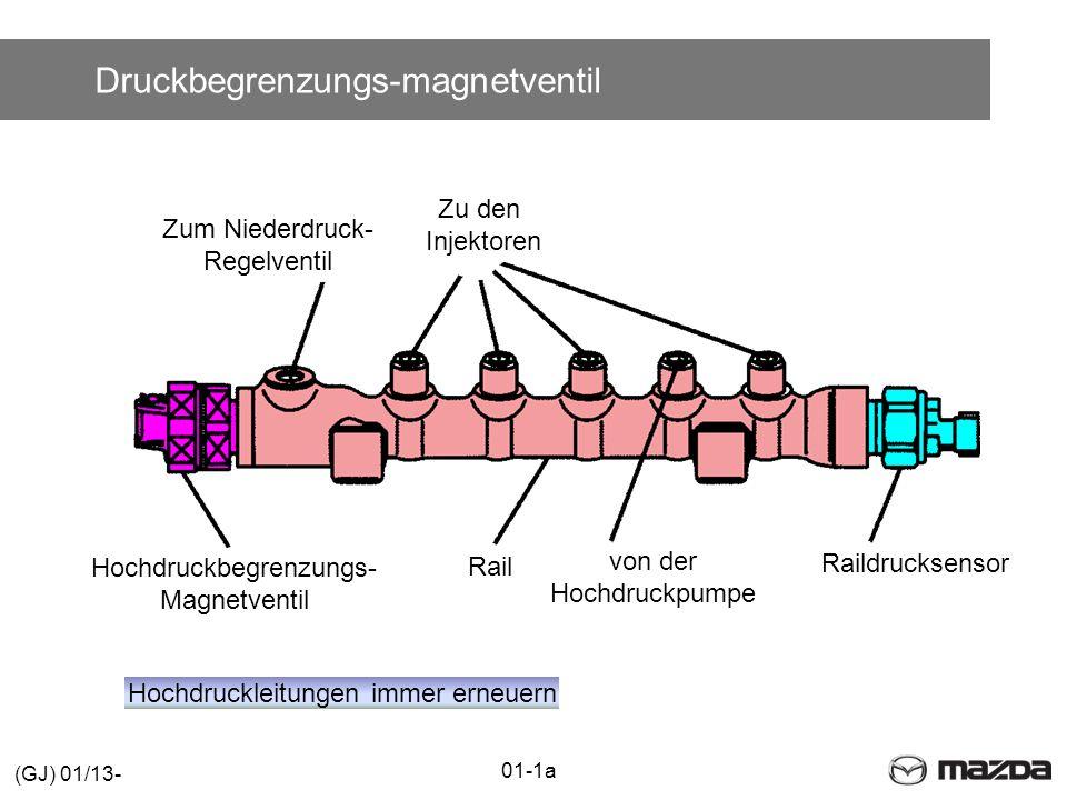 Druckbegrenzungs-magnetventil