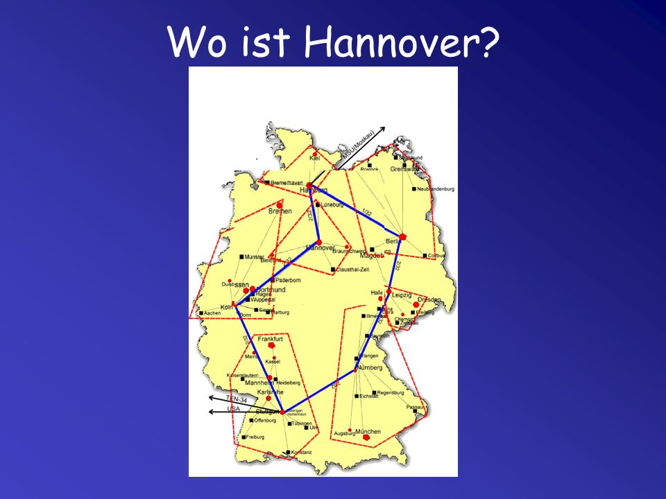 Wo ist Hannover
