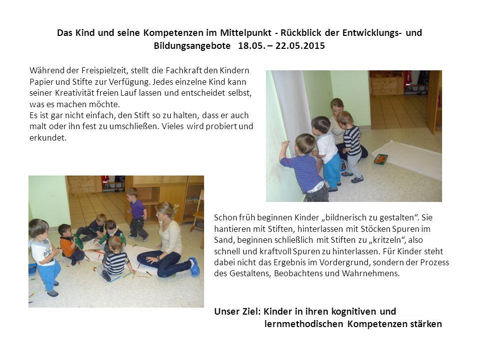 Unser Ziel: Kinder in ihren kognitiven und