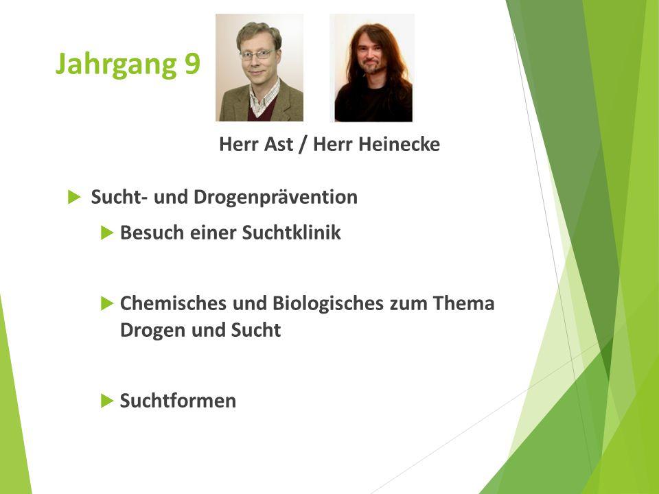 Herr Ast / Herr Heinecke