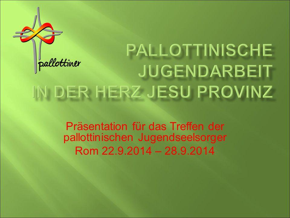 Pallottinische Jugendarbeit in der Herz Jesu Provinz