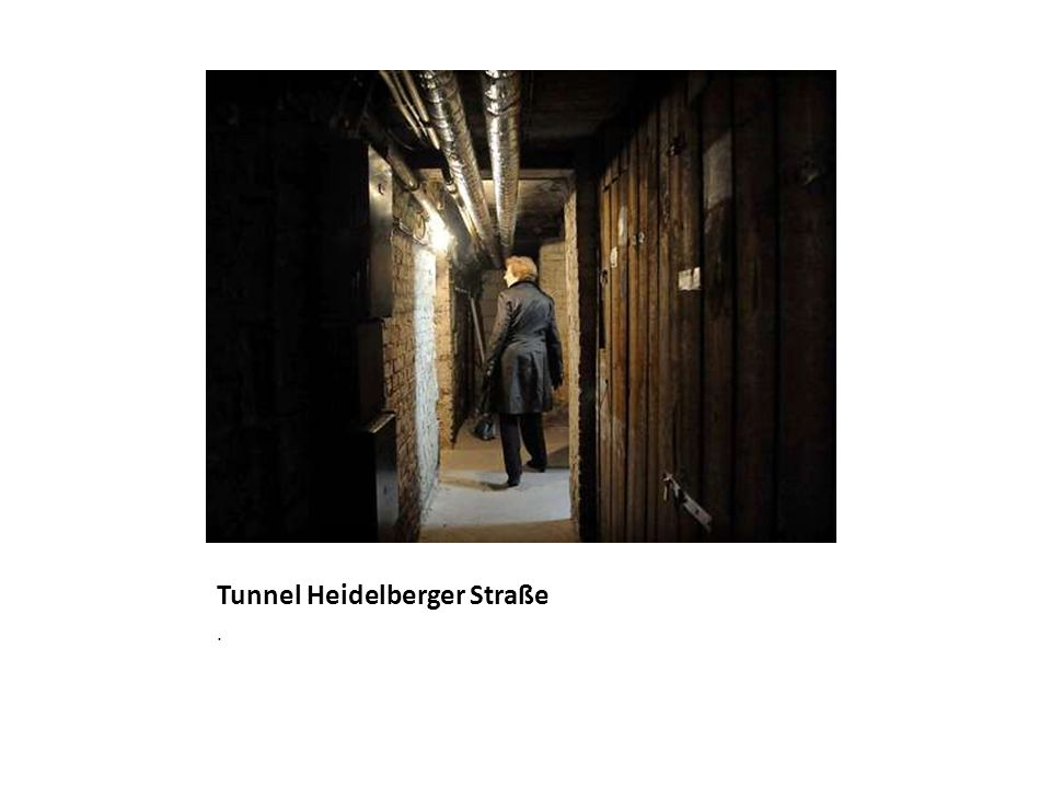 Tunnel Heidelberger Straße