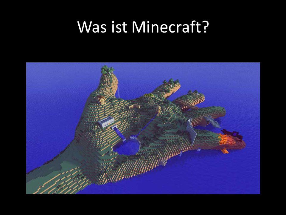 Was ist Minecraft