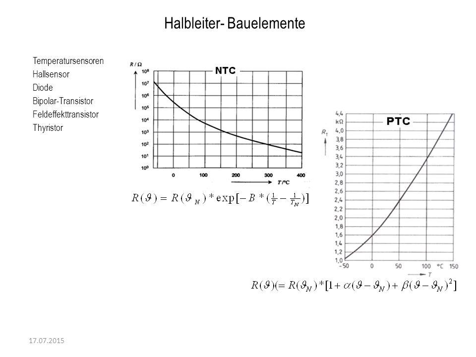 Halbleiter- Bauelemente
