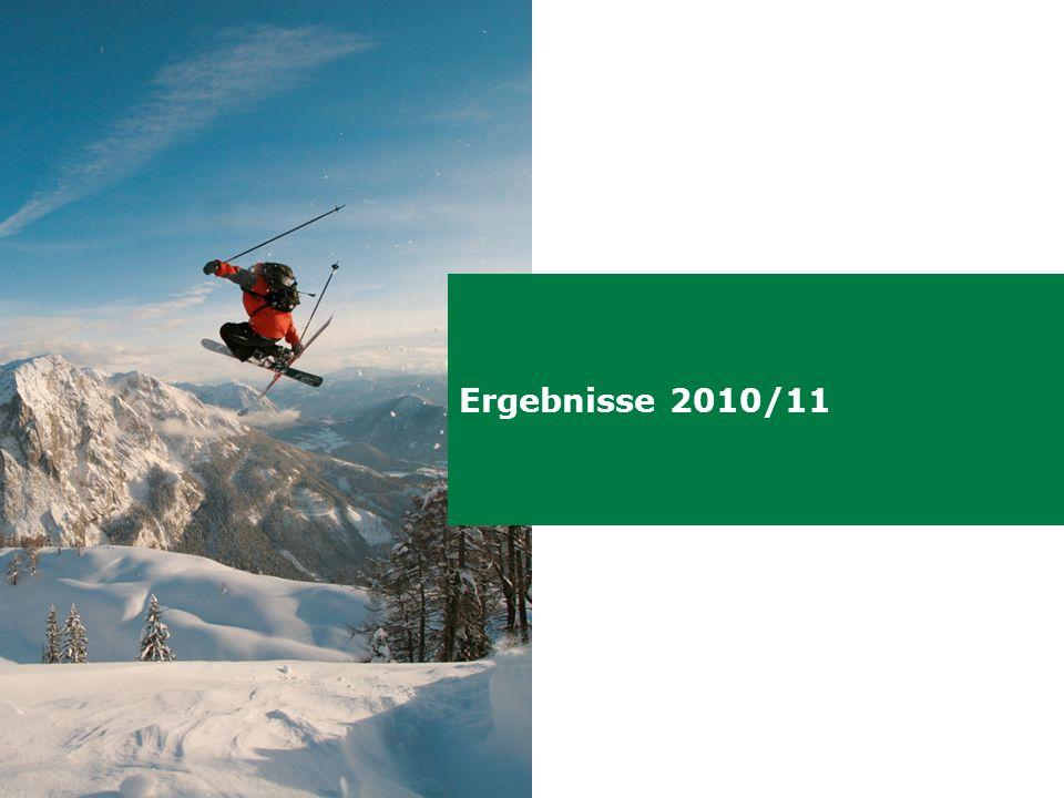 Ergebnisse 2010/11
