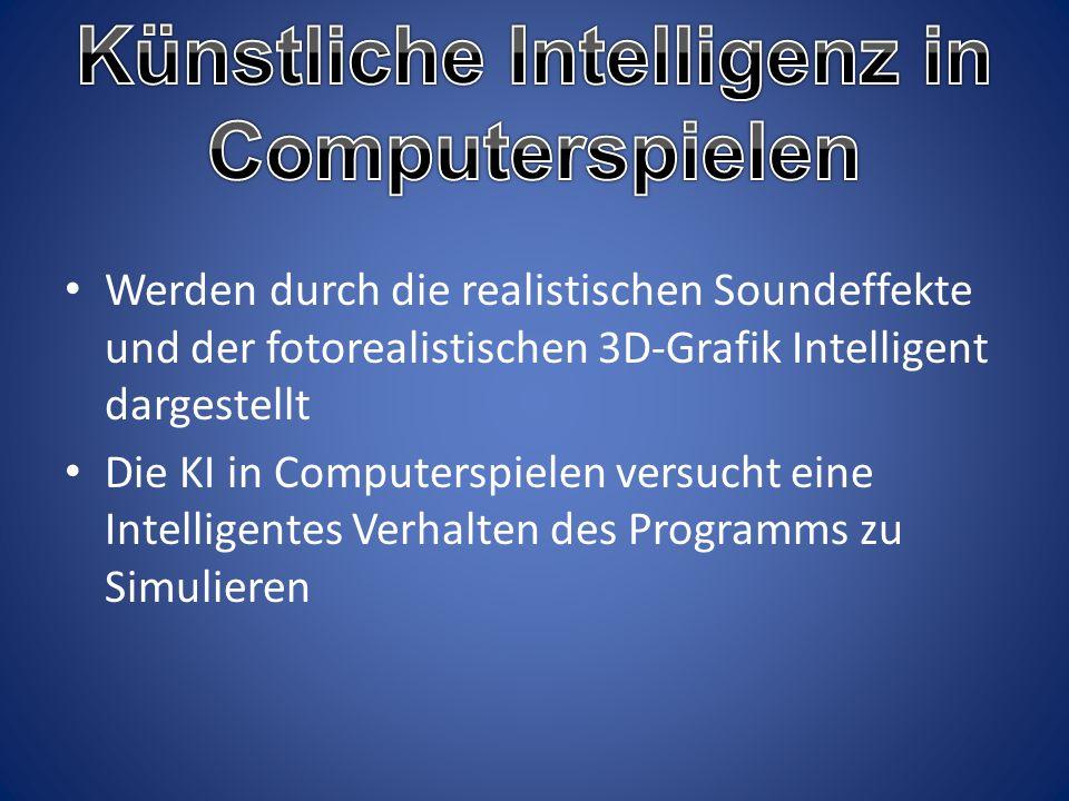 Künstliche Intelligenz in Computerspielen
