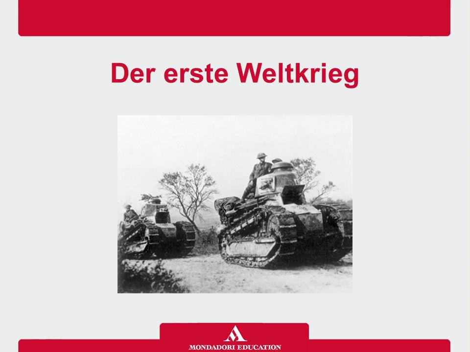 04/05/12 Der erste Weltkrieg