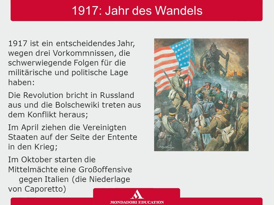 1917: Jahr des Wandels 04/05/12.
