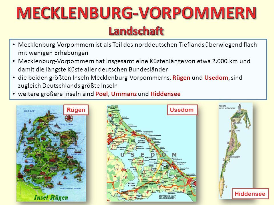 MECKLENBURG-VORPOMMERN Landschaft