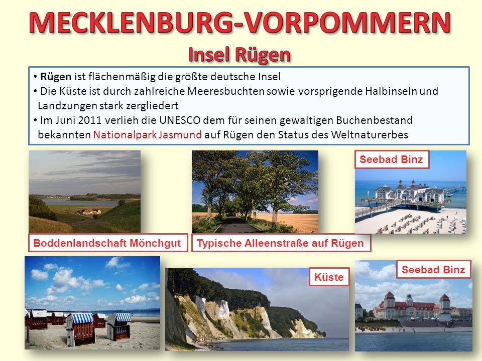 MECKLENBURG-VORPOMMERN Insel Rügen