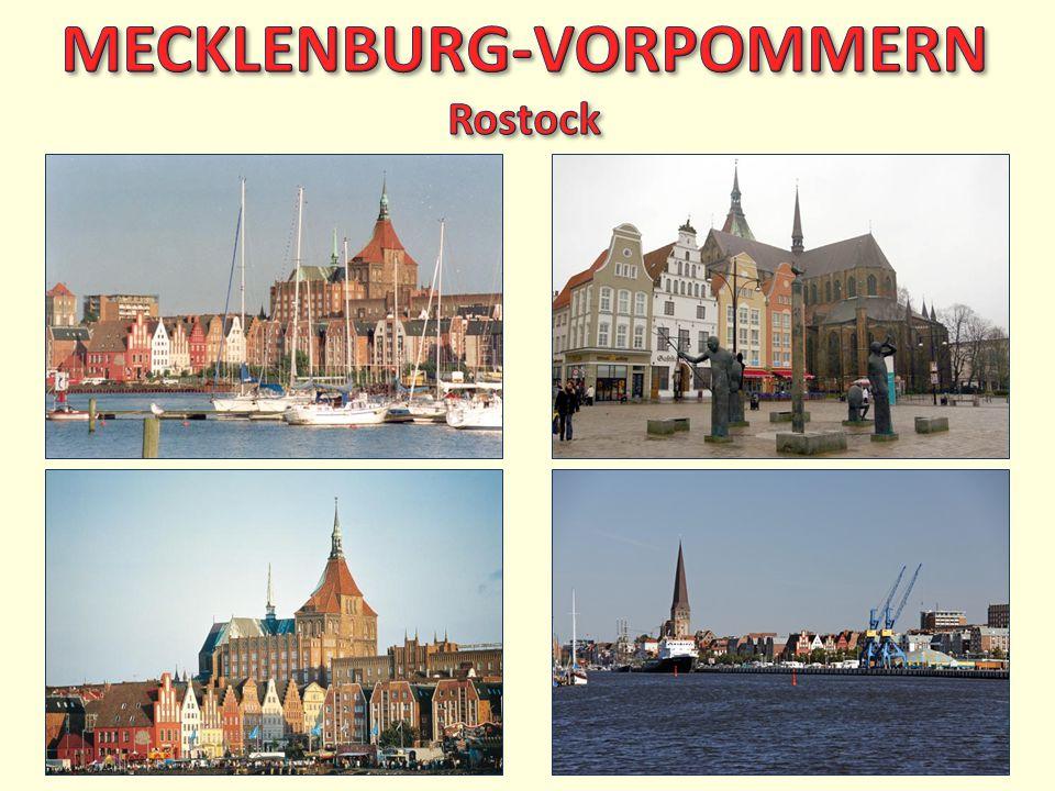 MECKLENBURG-VORPOMMERN Rostock