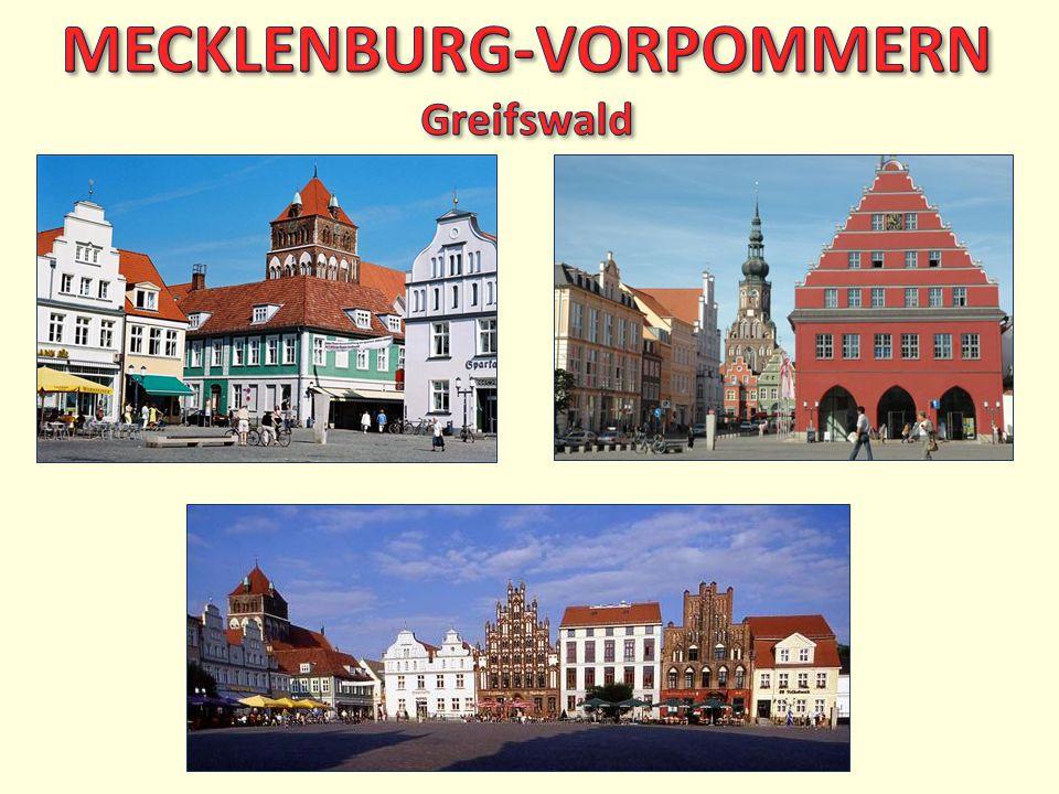 MECKLENBURG-VORPOMMERN Greifswald