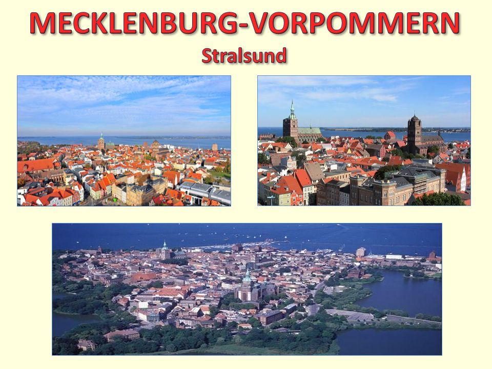 MECKLENBURG-VORPOMMERN Stralsund