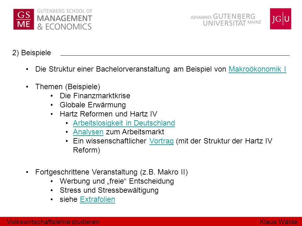 Hartz Reformen und Hartz IV Arbeitslosigkeit in Deutschland