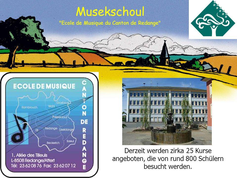 Musekschoul Ecole de Musique du Canton de Redange