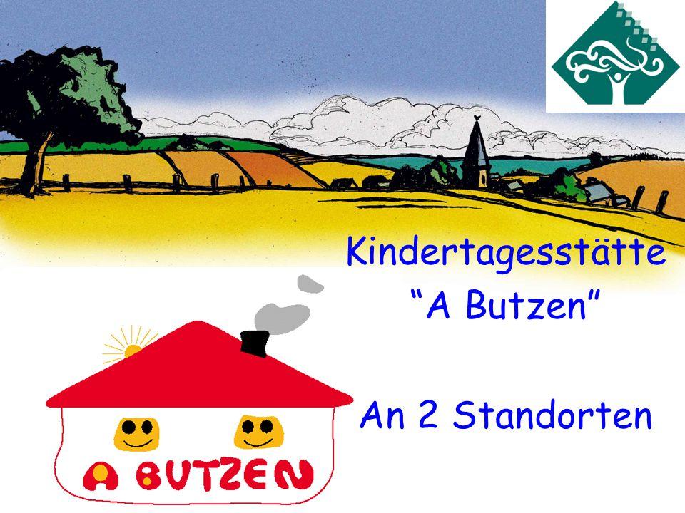 Kindertagesstätte A Butzen An 2 Standorten