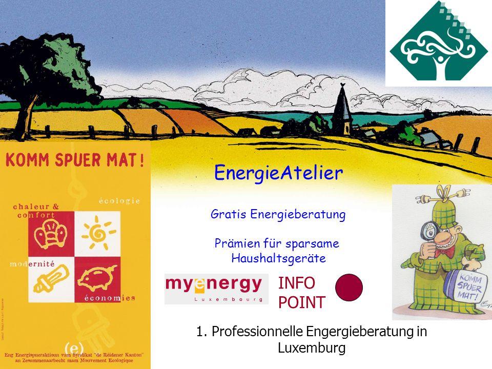 EnergieAtelier INFO POINT