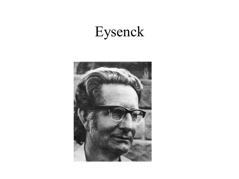 Eysenck