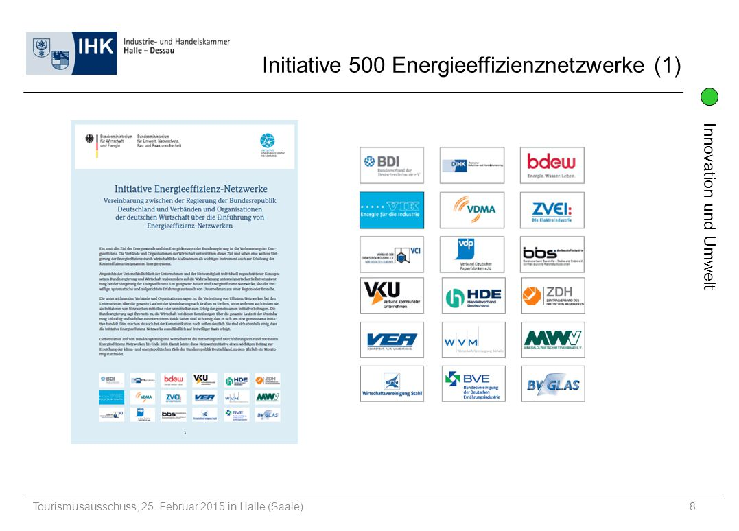 Initiative 500 Energieeffizienznetzwerke (1)