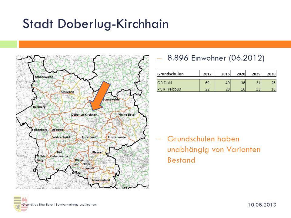 Stadt Doberlug-Kirchhain