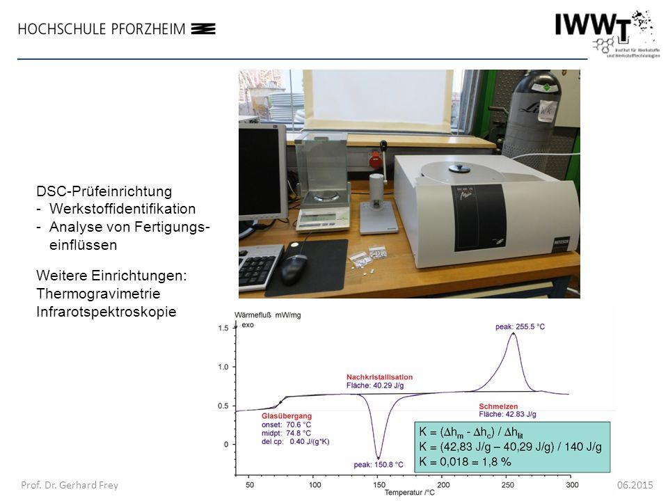 - Werkstoffidentifikation - Analyse von Fertigungs- einflüssen