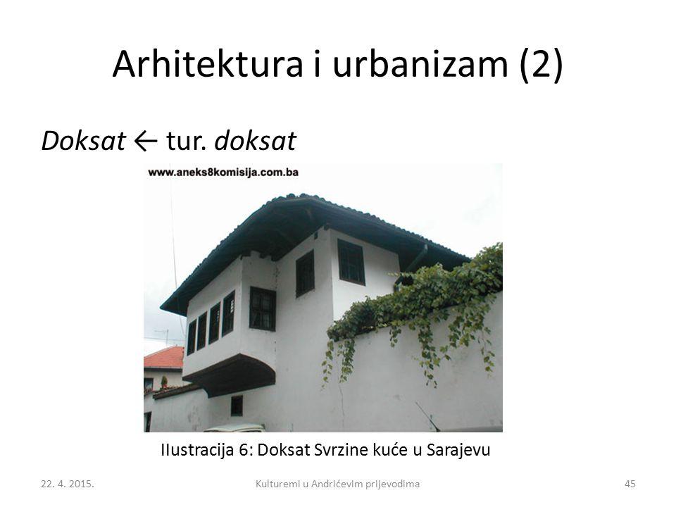 Arhitektura i urbanizam (2)