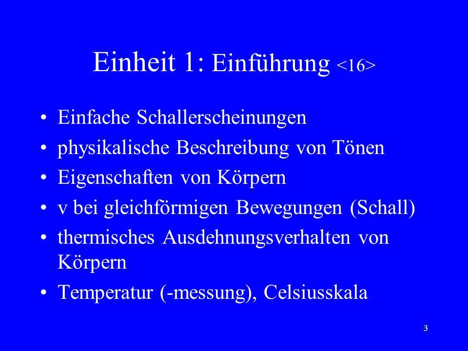 Einheit 1: Einführung <16>