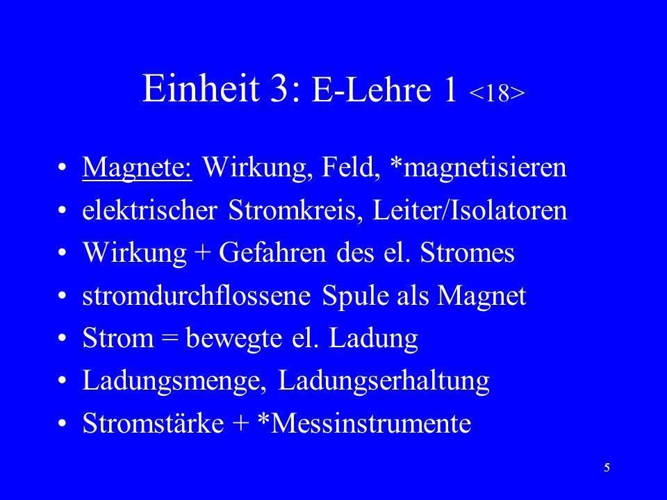Einheit 3: E-Lehre 1 <18>