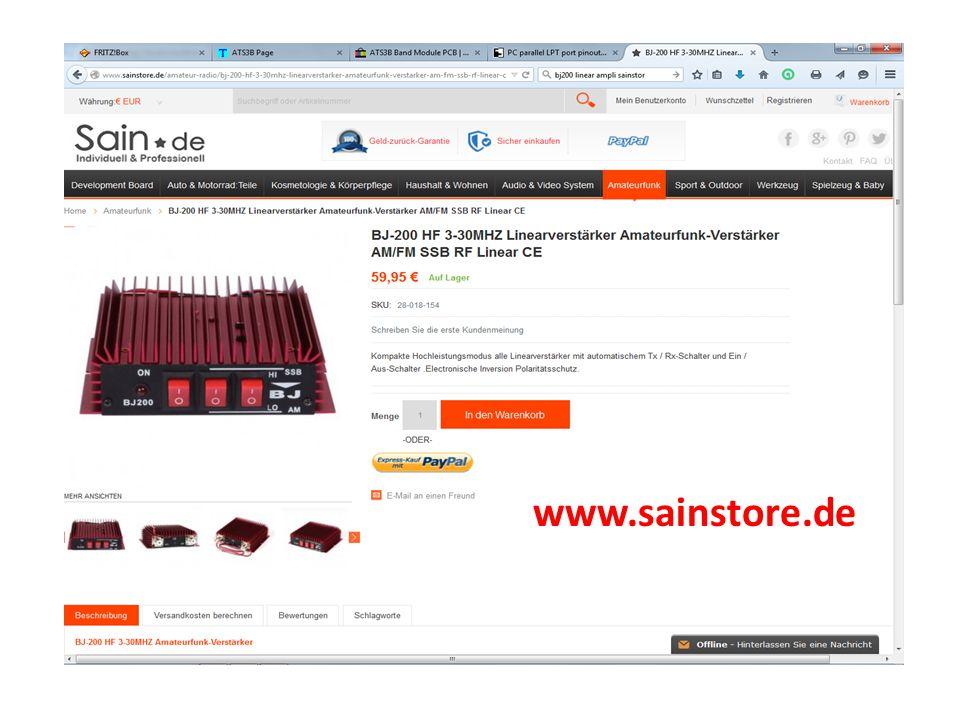 www.sainstore.de