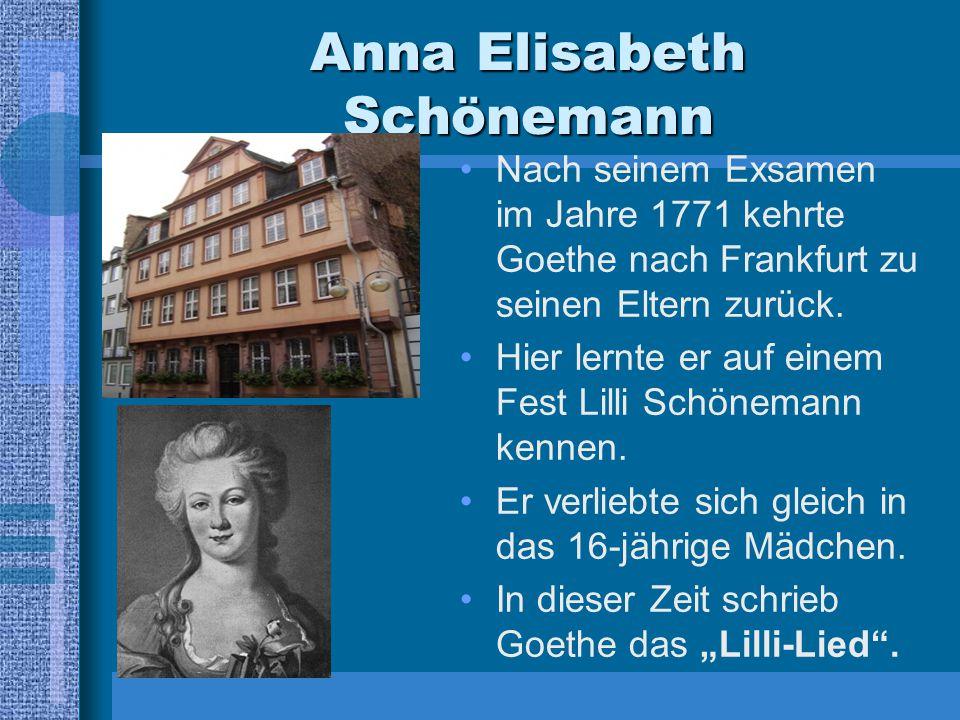 Anna Elisabeth Schönemann