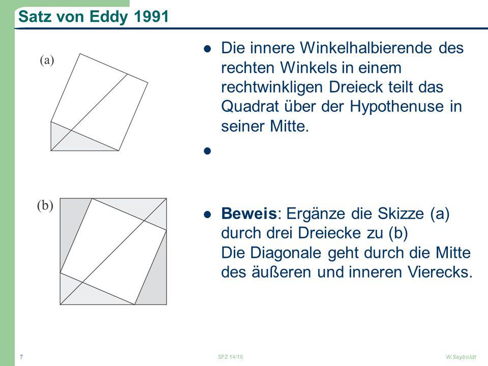 Satz von Eddy 1991