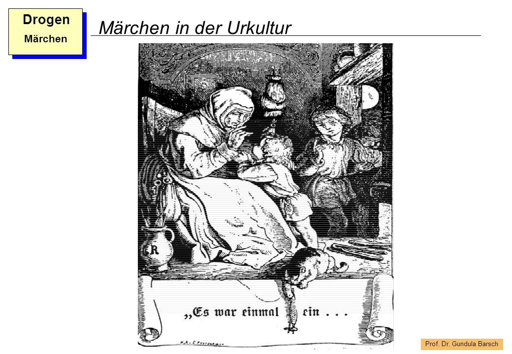 Märchen in der Urkultur