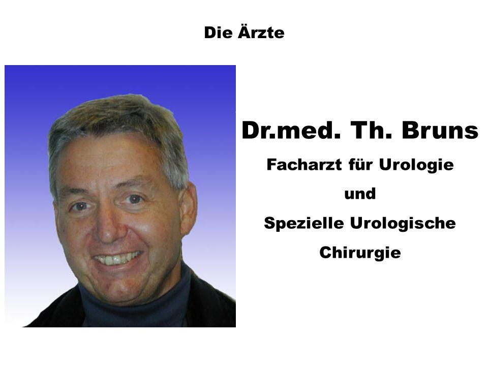 Spezielle Urologische