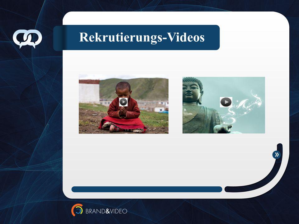 Rekrutierungs-Videos