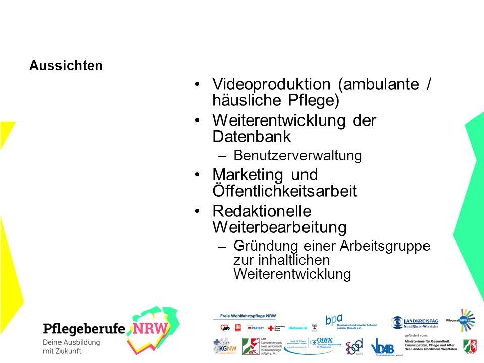 Videoproduktion (ambulante / häusliche Pflege)
